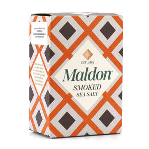 Maldon Crystal Salt - Smoked Maldon sea salt