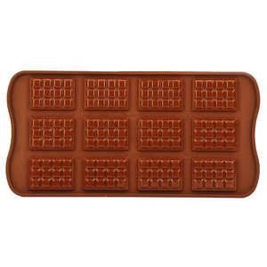 Silikomart - Moule silicone mini tablettes de chocolat