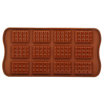 Silikomart - EasyChoc Silikomart ® chocolate bar mould