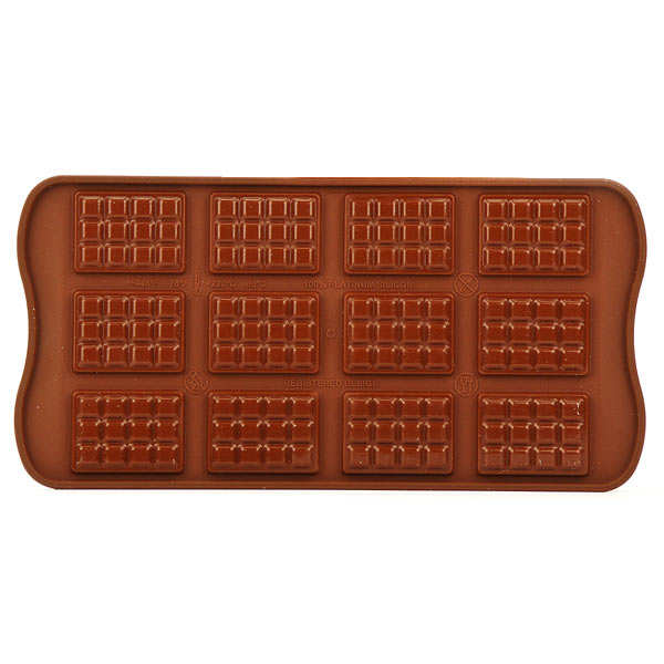 EasyChoc Silikomart ® chocolate bar mould