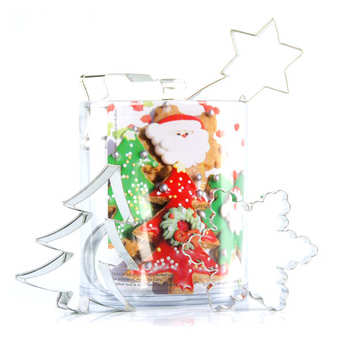 ScrapCooking ® - Christmas cookie cutters