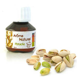 ScrapCooking ® - Natural pistachio flavouring - 50ml