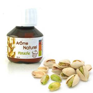 ScrapCooking ® - Natural pistachio flavouring - 50ml
