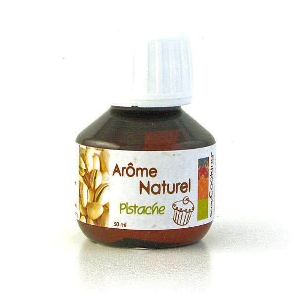 Natural pistachio flavouring - 50ml