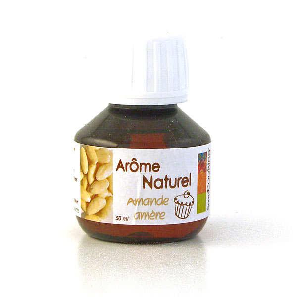 Arôme alimentaire naturel d'amande amère ScrapCooking®