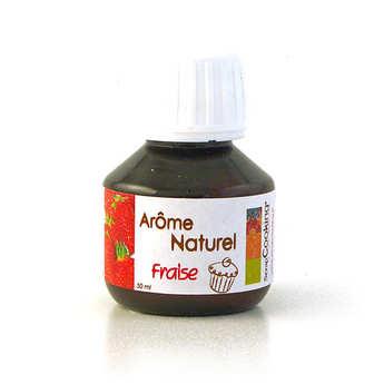 ScrapCooking ® - Arôme alimentaire naturel de fraise ScrapCooking®