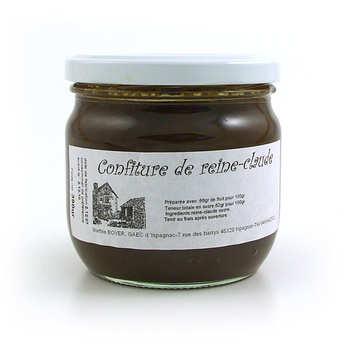 Gaec d'Ispagnac - Martine Boyer - Greengage jam - Lozère