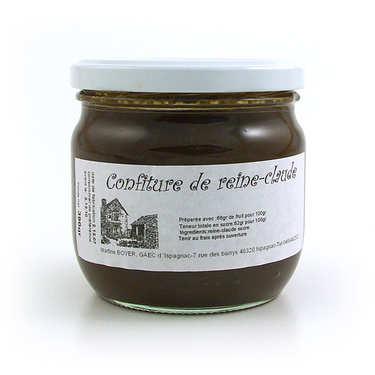 Greengage jam - Lozère