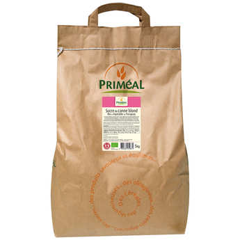 Priméal - Golden cane sugar