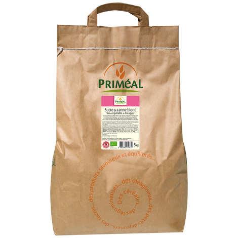 Priméal - Sucre de canne blond bio