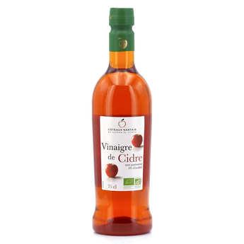 Coteaux Nantais - Organic cider vinegar bottle