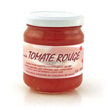 Confiture de tomate rouge farandole du go t - La farandole du gout embrun ...