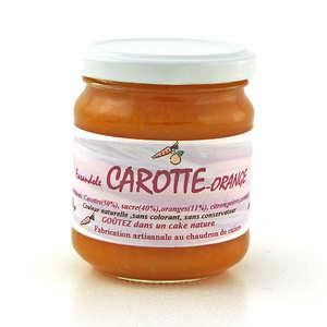 Carrot and orange jam farandole du go t - La farandole du gout embrun ...