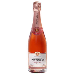 Champagne Taittinger - Taittinger Brut Prestige Rosé champagne