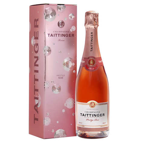 Champagne Taittinger - Champagne Taittinger Brut Prestige Rosé
