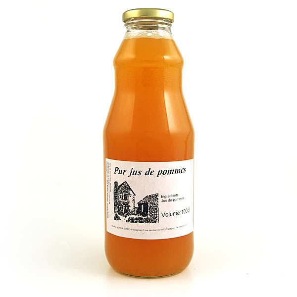 Apple juice from Cévennes