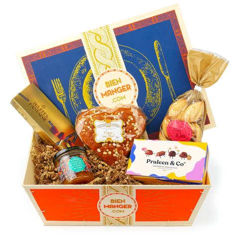BienManger paniers garnis - Treats & Délices gift box