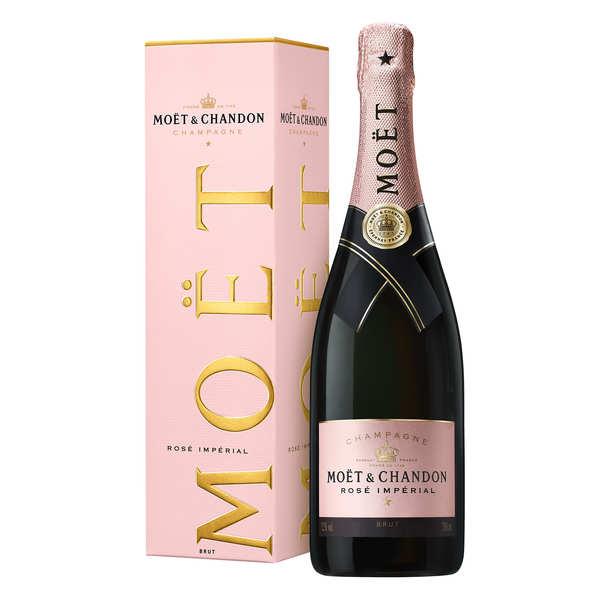 Champagne Moët et Chandon Rosé Impérial