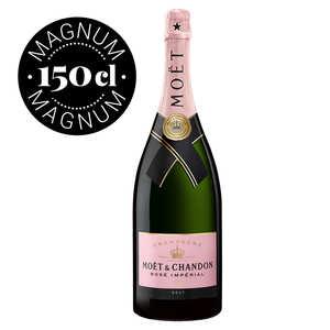 Moët et Chandon - Moet et Chandon Rosé Impérial champagne in Magnum