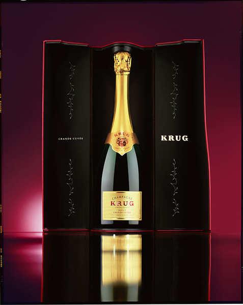 Champagne Krug - Grande Cuvée
