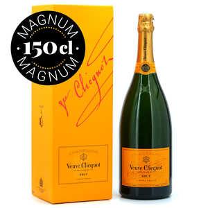 Veuve Clicquot Ponsardin - Champagne Veuve Clicquot Ponsardin - Brut Carte Jaune Magnum