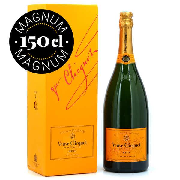 Veuve Clicquot Ponsardin Magnum Brut Champagne - Yellow Box