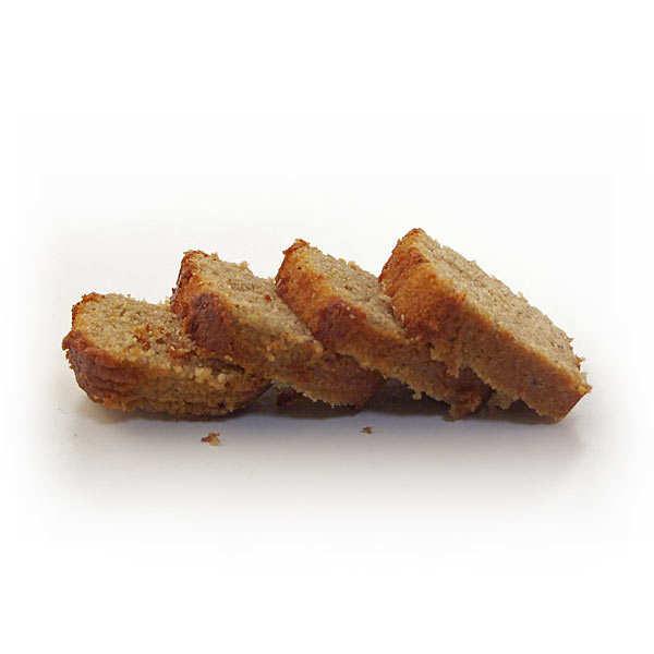 Pain d'épices au miel des Cévennes et à la farine de Châtaigne
