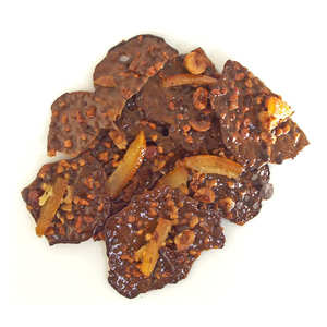 L'atelier du miel et de la châtaigne - Florentines made with Cévennes honey