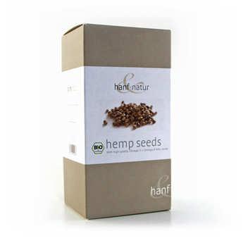 Hanf Natur - Organic hemp seeds