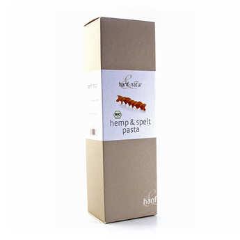 Hanf Natur - Organic hemp and spelt pasta
