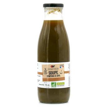 Oh ! Légumes oubliés - Organic wild nettle soup bottle