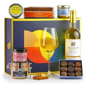 BienManger paniers garnis - Foie Gras Gourmet Gift Box