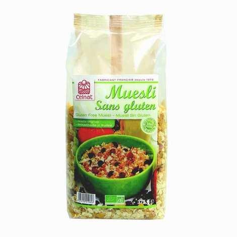 Celnat - Muesli sans gluten bio