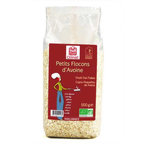 Celnat - Organic Oat flakes