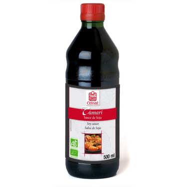 Tamari - Sauce soja japonaise bio