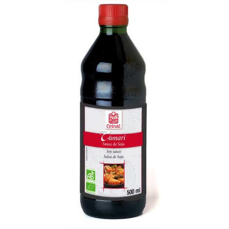 Celnat - Tamari - Sauce soja japonaise bio