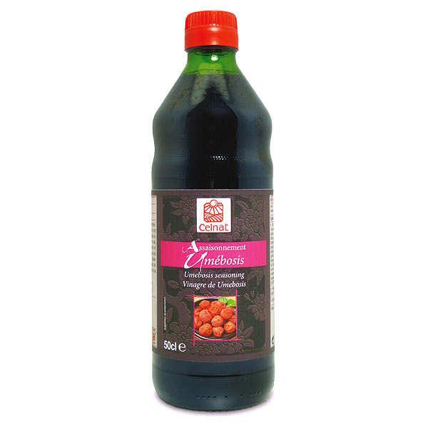 Assaisonnement japonais aux prunes umébosis
