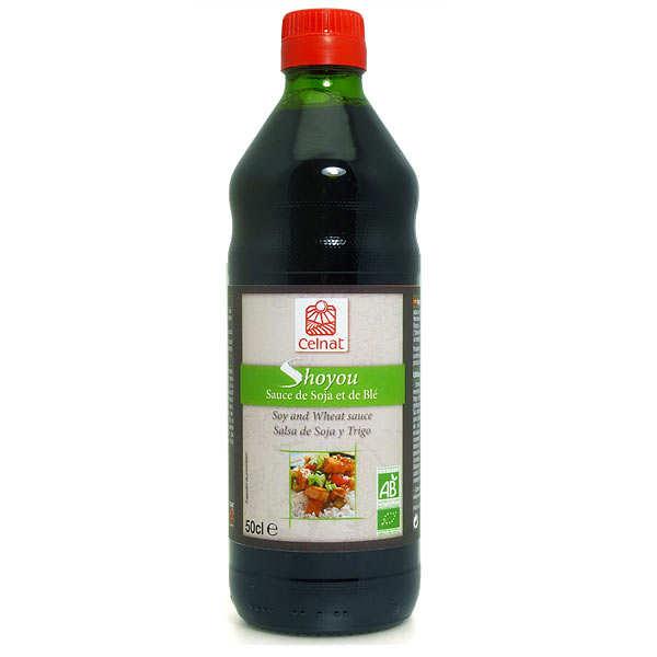 Shoyou - Sauce artisanale japonaise bio