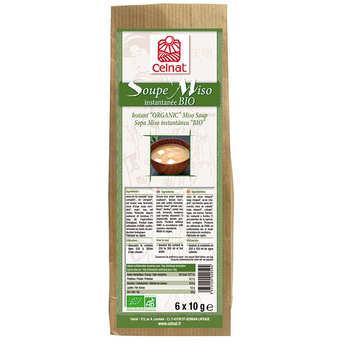 Celnat - Organic instant miso soup
