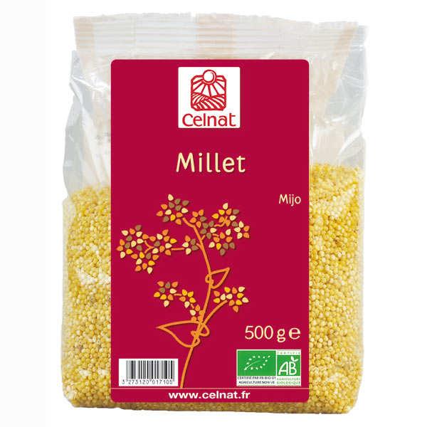 Organic millet seed