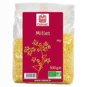 Celnat - Organic millet seed