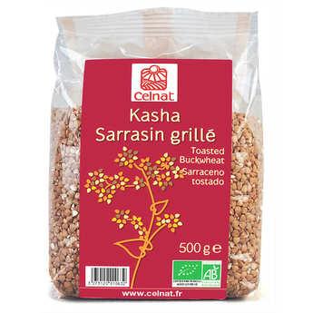 Celnat - Kasha - sarrasin grillé bio