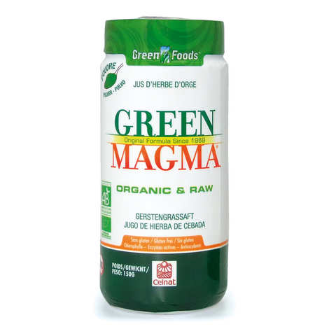 Celnat - Green Magma Powder