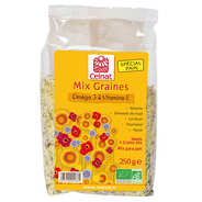 Celnat - Seeds & grains mix - Omega-3 & vitamin E
