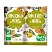 Nat-Ali - Almond flavoured organic blancmange mix