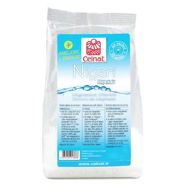 Nigari - Chlorure de Magnésium en sachet de 1kg