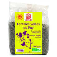 Celnat - Organic green Puy lentils