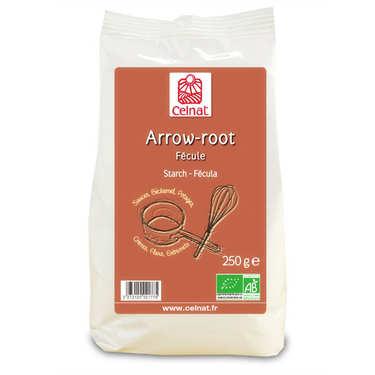Organic arrowroot