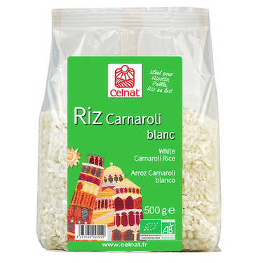 Carnaroli organic rice - Risotto