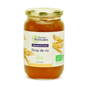 Celnat - Organic rice syrup